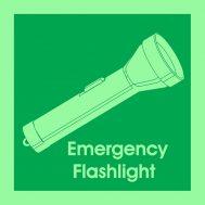 IMPA Code 33.4047 Emergency flashlight