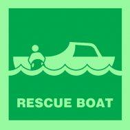 IMPA Code 33.4100 Rescue Boat